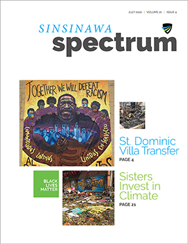 Spectrum cover January 2020